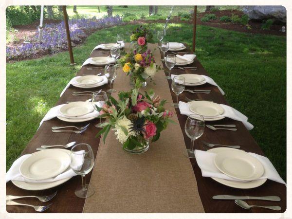Farm Tables Table Rentals Utica Ny Rome Ny Central Ny